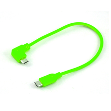 wholesale colorful micro usb extension data cable