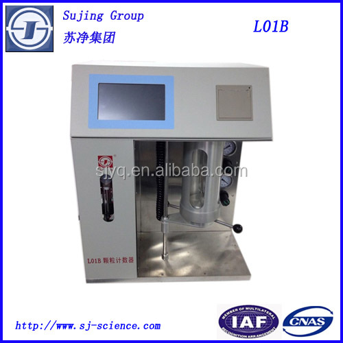L01B Oil Liquid Particle Counter