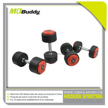 2015 new whloesale dumbbell with PU surface