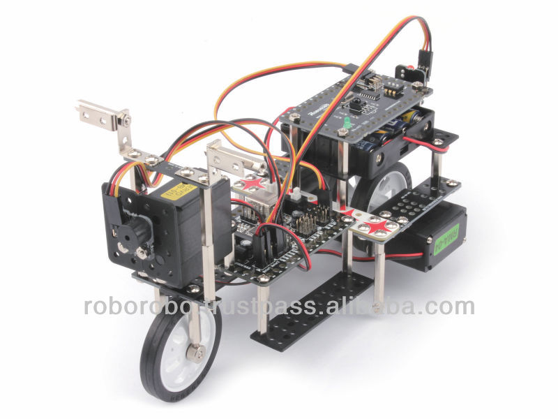 Scooter Bot (Educational robot)