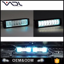 High power factory wholesale car work light80w cheap offroad led light bar 12v