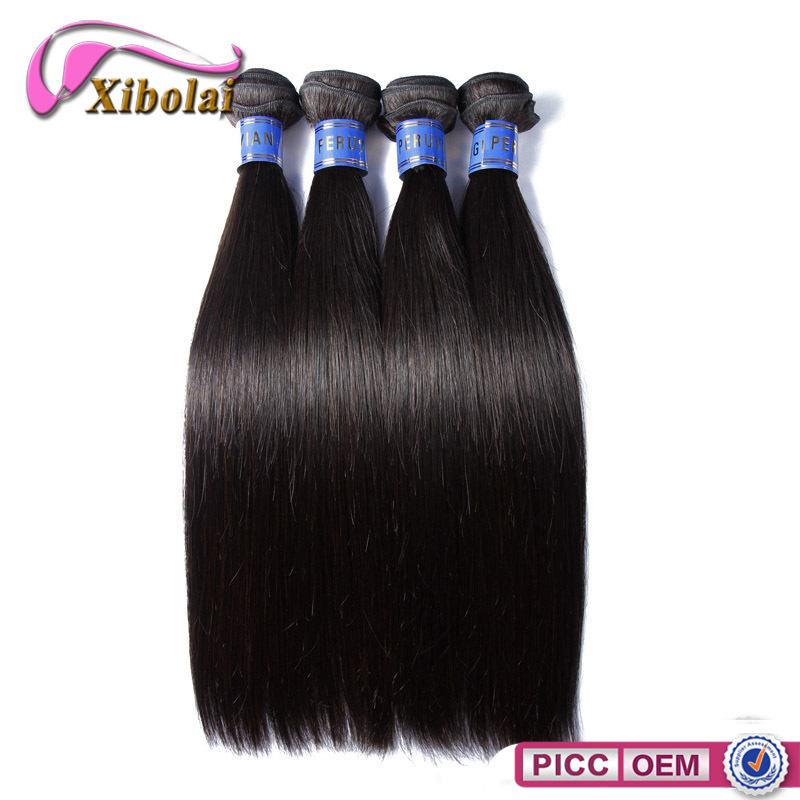 Dyable and bleachable straight malaysian 5a virgin hair