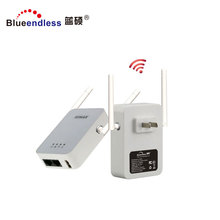 300Mbps Wireless Extender Signal Repeater Wall-plug With CE/ROHS/FCC WiFi Repeater