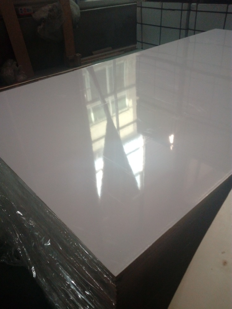China Product High Glossy MDF UV Panels From Factory