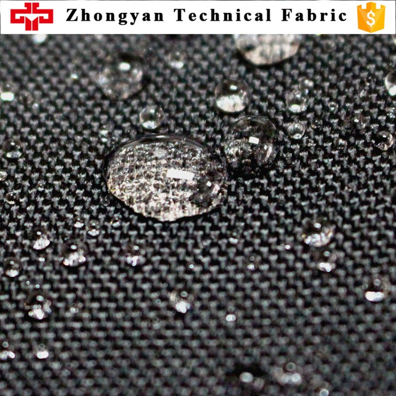 1000D nylon cordura PU coated fabric