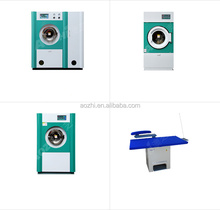 commercial dry cleaning equipment full set commercial laundry machine for new opening dry cleaning shop