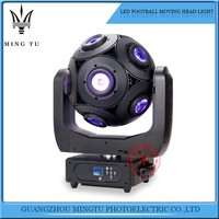 LED disco booth light led football moving head light super effect