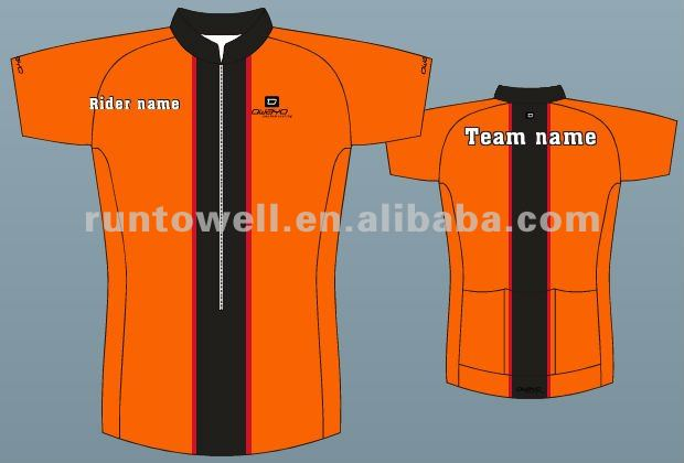 2012 OEM Polyester sport clothes for men, cycling jersey paypal