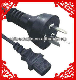 Argentine Power cord Ip44 Rubber 16A 220V