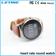 CE ROHS Letine New Design Bluetooth Smart Watch for MTK2502 chipset,support Infrared Remote Control + Monitor ,Compass
