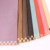 quadrille edge kraft paper for flowers, colorful gift wrapping paper