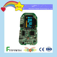 Manufacturer SpO2 Board Module LED Pulse oximeter Software