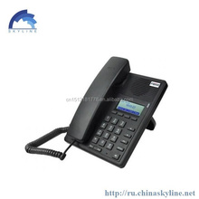 3 SIP lines/IAX2 Enterprise IP Phone F52 New call center Video IP Phone
