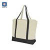Reusable Shopping shoulder Bag with Top Zipper Closure, Water Resistant Lightweight Polyester Foldable bag