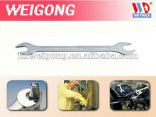 Sunk Panel Open End Car Steel Drop forging Spanner