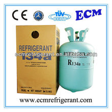 r600a or r134a refrigerant gas for freezer ,refrigerator ,fridge ,air conditioning cooling system