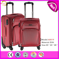 "fashion oxford trolley women bags luggage, 20"" 24"" luggage sets suitcase"