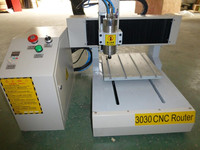 Automatic 3030 CNC Wood Copy Lathe