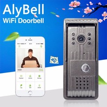 Reall-Time Video WiFi Doorbell support 3G 4G and WiFi