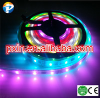 2014 new product 64pcs ws2811 IC 5050smd 64leds/m 100W IP20 waterproof flexible dream color led strip LED-Lichtleiste