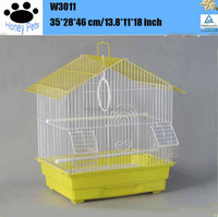 Cheap Yellow bird breeding cages