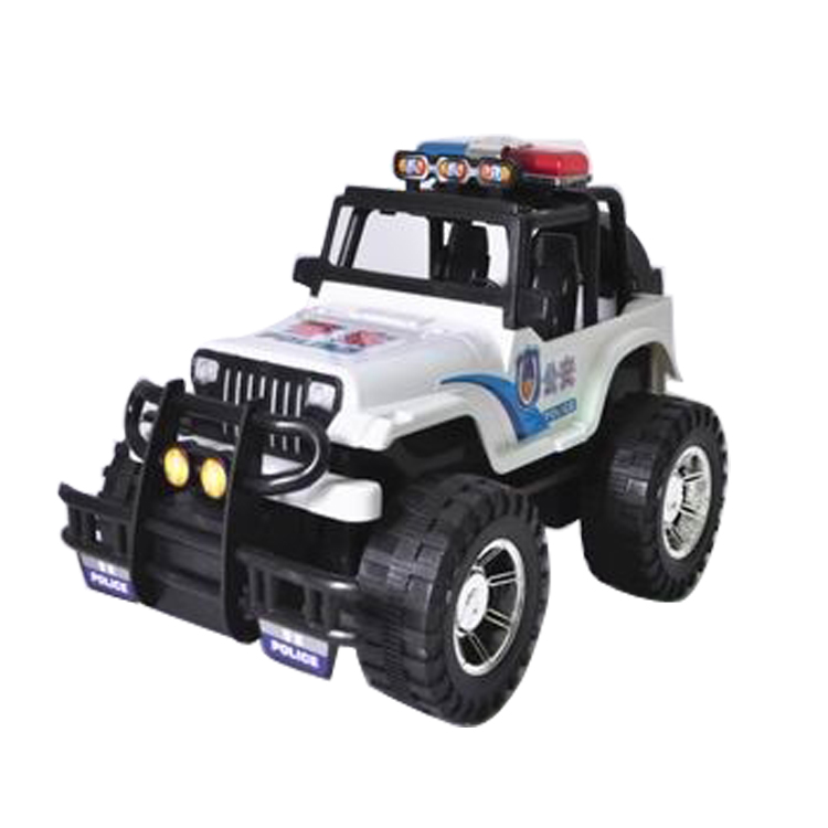 2014 plastic cheap Off-road Friction toys car