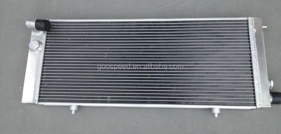 40mm core all aluminum car Radiator for Peugeot 205 MT
