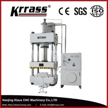 hydraulic travelling head cutting press 50 ton machine for doors