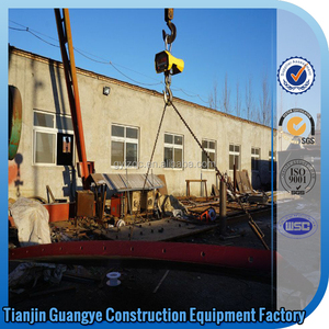 Tianjin GuangYe waffle slabs/concrete slab road/building and construction equipment