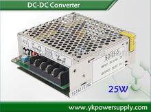 100% full load burn-in test 100w dc dc power supply 24v 5A