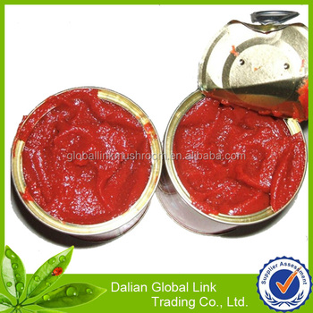 Last Tomato Paste in can 70g 400g 800g China factory