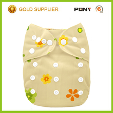 Best Quality with Cute Skull Pattern Breathable and Soft Baby Cloth diaper Wholesale Factory from China