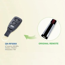 Compatible with Sommer Garage Door 868.8Mhz Remote Controll Universal QN-RF009X