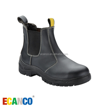 High Quality Smooth Leather Safety Shoes