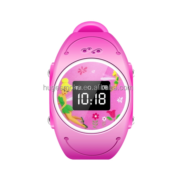 2016 New Arrial GPS Tracker Watch for Kids Children Waterproof Smart Watch with SOS support GSM phone Android&IOS Q502 Q90