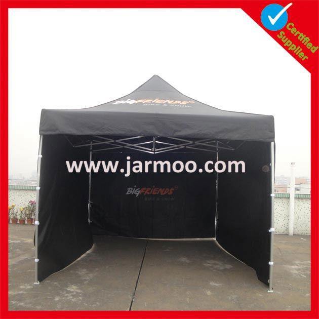 outdoor steel frame folding tent for promotion