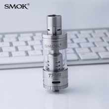 Alibaba best selling Smoktech TFV4 Tank 5ml large capacity top filling TFV4 sub ohm atomizer airflow control