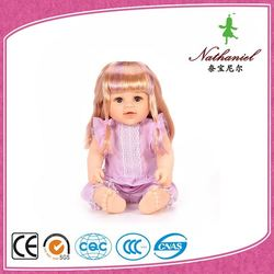 Little Small Plastic Baby Dolls For Souvenirs