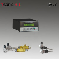 Ultrasonic heat flow meter water probe sensor