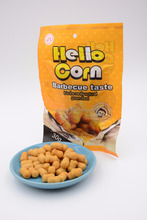 hot selling delicious hello corn BBQ flavar potato crispy <strong>chips</strong>
