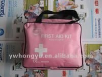 First Aid Kit Kid Care In Nylon Handy Pouch