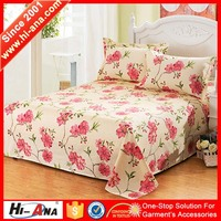 bed sheet fabric printing,100% polyester fabric for making bed sheets,new bed sheet design
