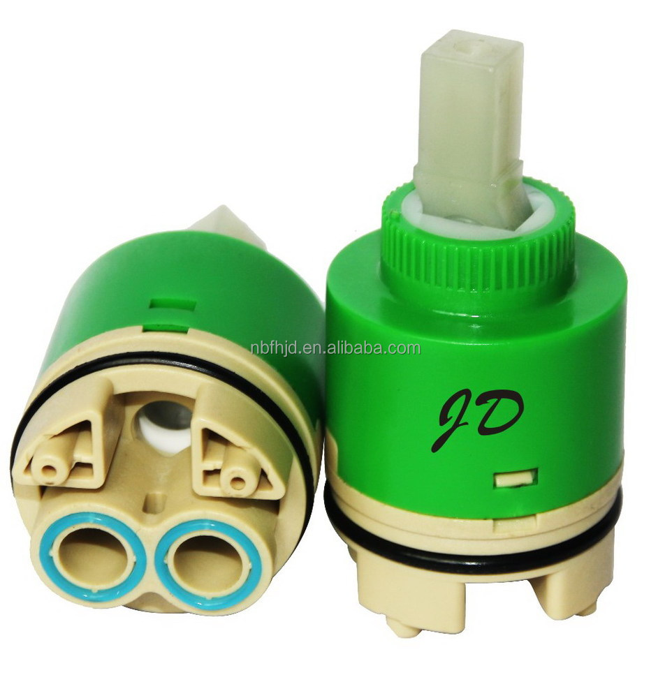 40mm single lever ceramic faucet cartridge