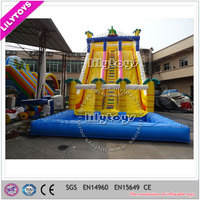 Hot Sale Giant Inflatable Water Slide for Sale