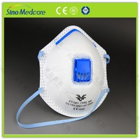 disposable custom printed full face reusable dust mask