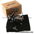 Best selling cheap aluminum spinning fishing reel