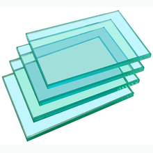Ultra-Clear Tempered glass floor panels