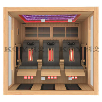 2016 New design infrared sauna room wholesale sauna house 23A-L6