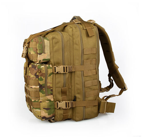 Hot sale style molle tactical Combat Assault backpack knapsack Pack for going out CL5-0047