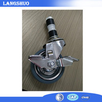 cart wheels and axles swivel caster wheel